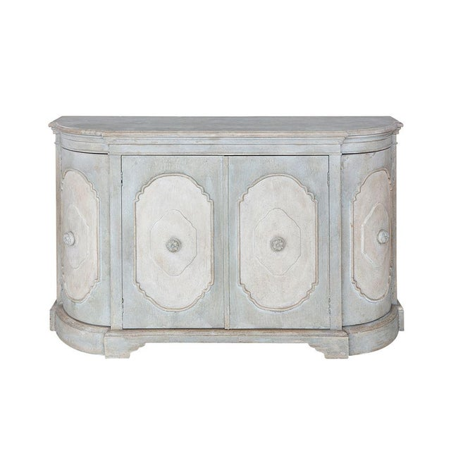 French Louis XV Style Buffet For Sale - Image 4 of 4