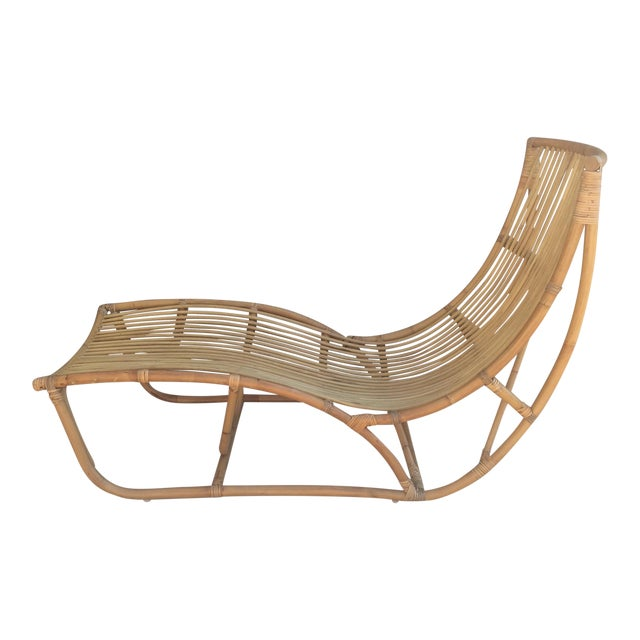 Albini Style Chaise Lounge For Sale