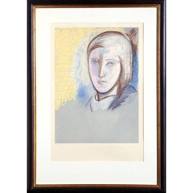 Artist: Pablo Picasso, after, Spanish (1881 - 1973). Title: Portrait of Marie Therese Walter. Year of Original: 1927/28....