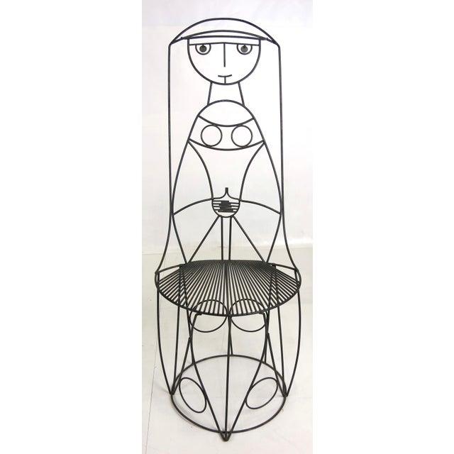 Mid-Century Modern John Risley Dining Set For Sale - Image 3 of 5