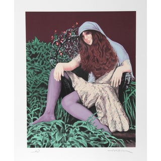 Robert Anderson, Given to Dream, Lithograph For Sale