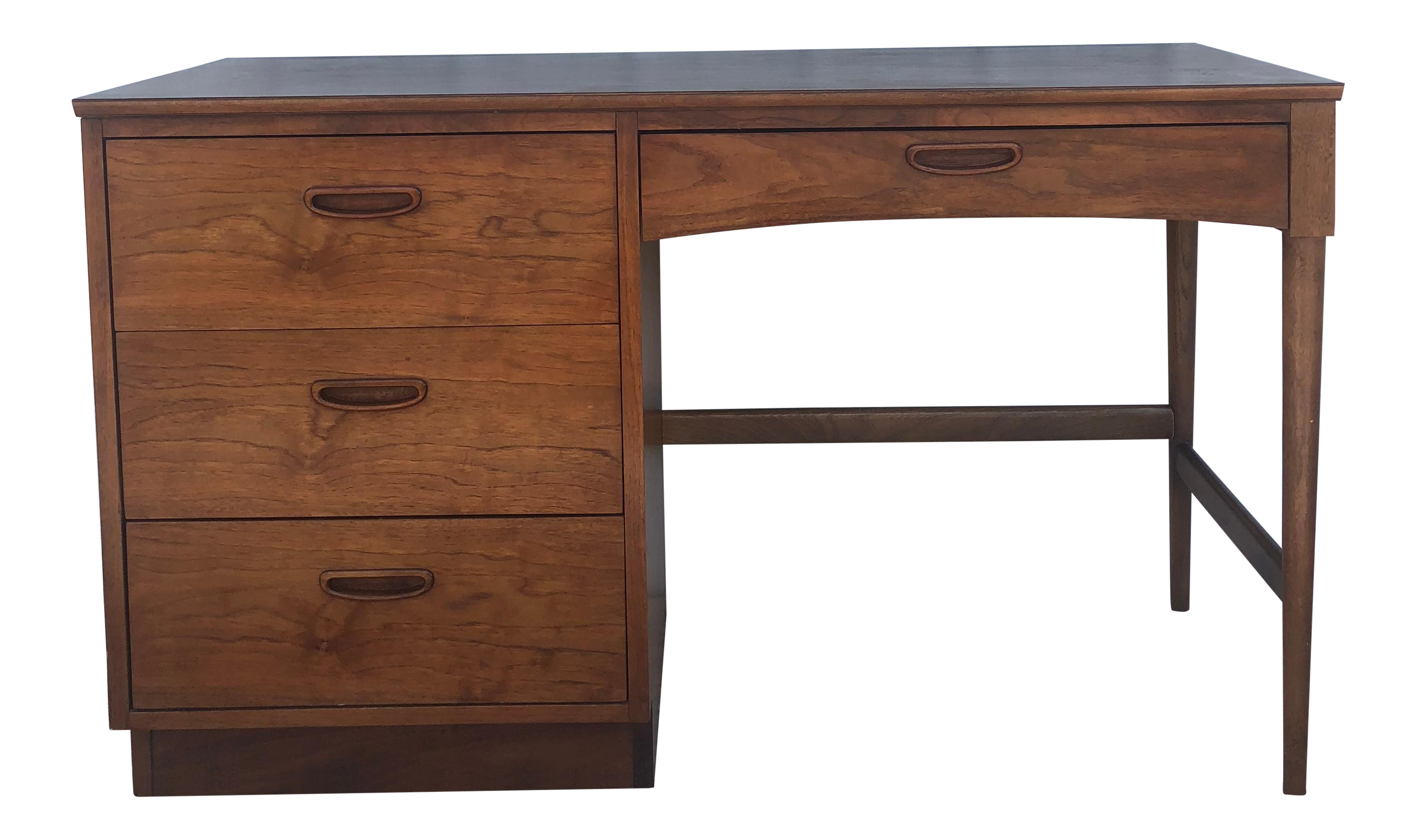 Image of: Mid Century Modern Writing Desk By Lane Chairish