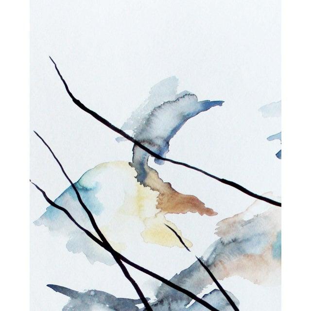 """Eh Sherman """"Calbuco"""" Original Painting - Image 4 of 4"""