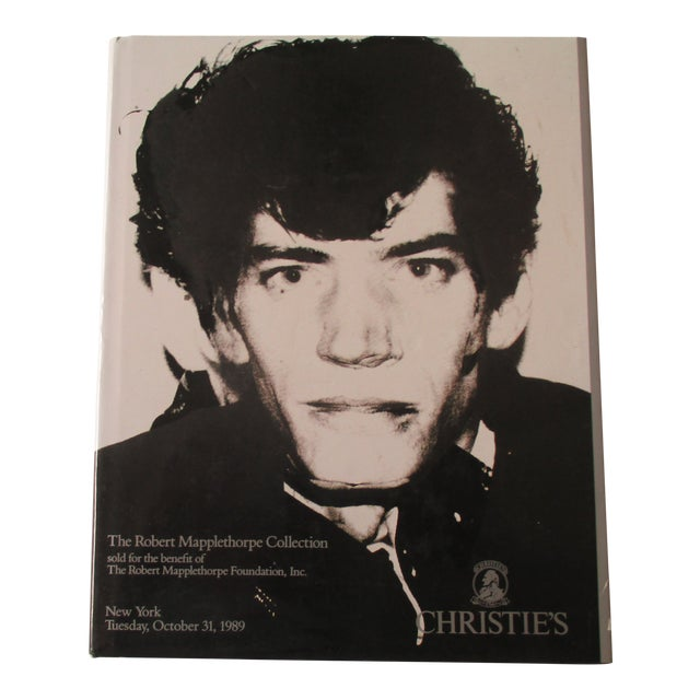 Robert Mapplethorpe Collection Catalog For Sale