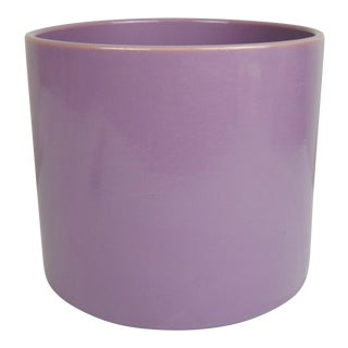 Lavender Gainey Planter