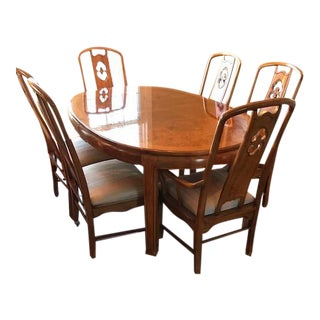 Thomasville Chinoiserie Style Dining Set