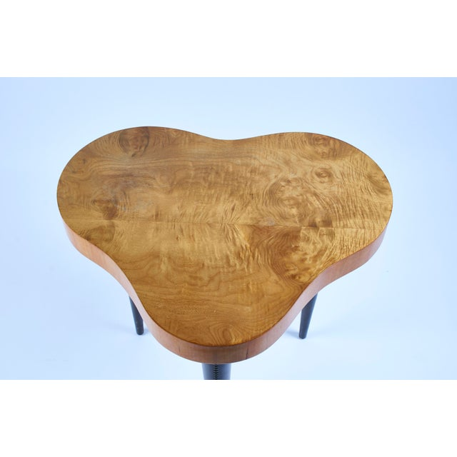 Art Deco Gilbert Rohde Occasional Table, for Herman Miller, 1940's For Sale - Image 3 of 9