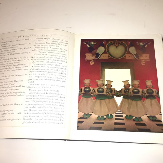 1st Ed 1925 the Knave of Hearts Maxfield Parrish For Sale - Image 10 of 11