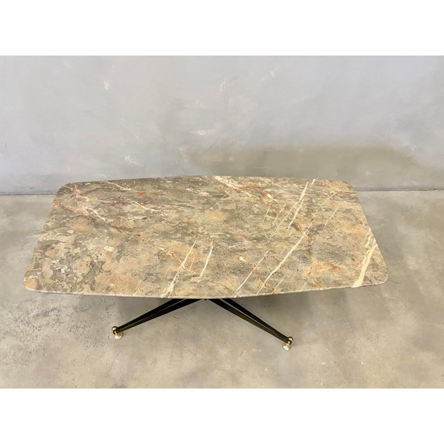 Sergio Mazza Table by Sergio Mazza for Domus Competition, Italy For Sale - Image 4 of 9