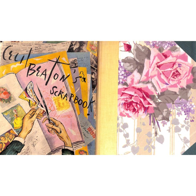 Cecil Beaton's Scrapbook For Sale - Image 4 of 10