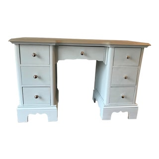 20th Century French Partner's Desk For Sale