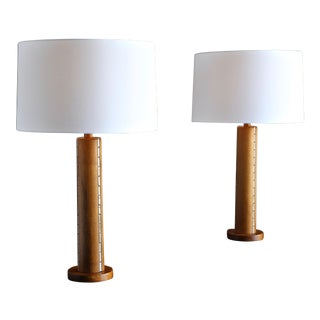 1960s Jane & Gordon Martz Lamps for Marshall Studios - a Pair For Sale