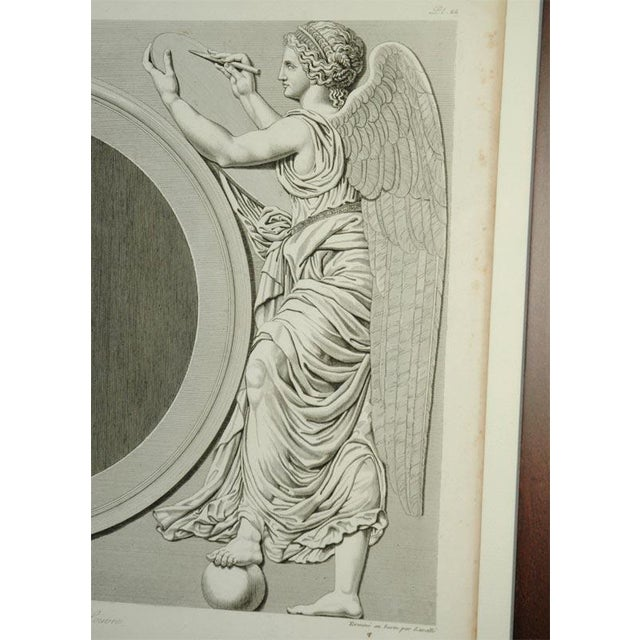 Early 19th Century Prints of the Louvre by Baltard - Set of 4 For Sale In Los Angeles - Image 6 of 10