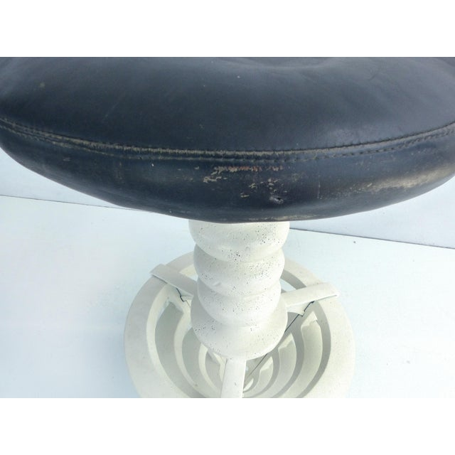 Industrial Interchangeable Tables/Stools - A Pair For Sale - Image 10 of 10
