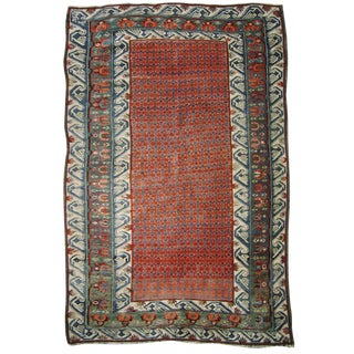 Seichour Kuba Rug - 4′1″ × 5′8″ For Sale