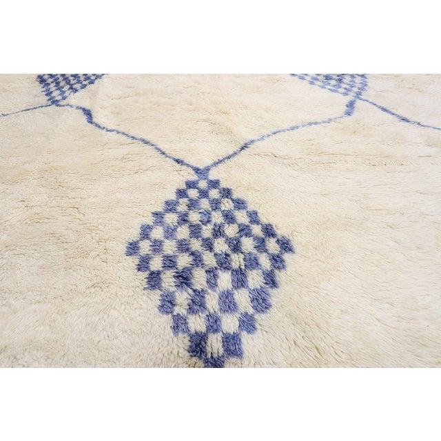 Berber Tribes of Morocco Contemporary Oversized Moroccan Rug - 16'10 X 19' For Sale - Image 4 of 9