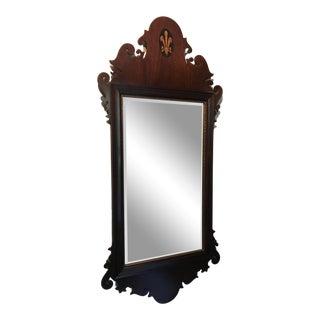 Philadelphia Traditional Mahogany Mirror For Sale