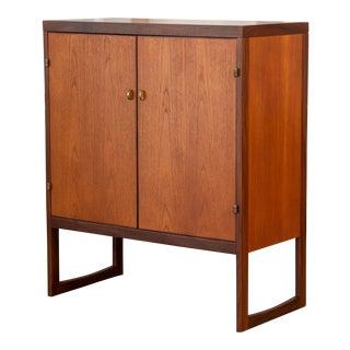 Hans Olsen Teak Cabinet For Sale