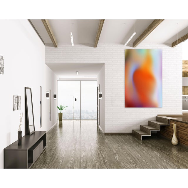 Chromogenic Print Face-mounted 3mm Matte Plexiglas Edition: Multiple, Unframed. Backed with Dibond and C-channel hanging...