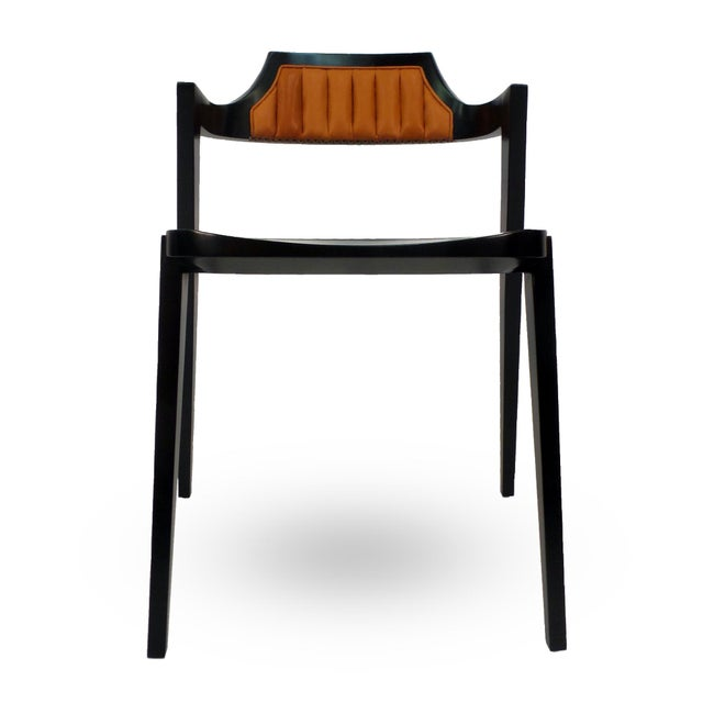 Not Yet Made - Made To Order Stacking Armchair For Sale - Image 5 of 8