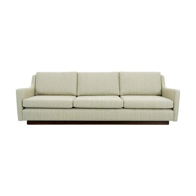 Milo Baughman Mid-Century Modern Sofa - Image 1 of 11