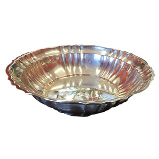 Gorham Chippendale Sterling Silver Bowl For Sale