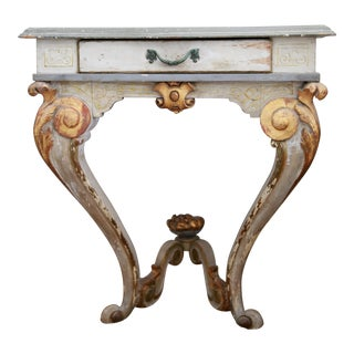 18th Century Italian Venetian Console For Sale