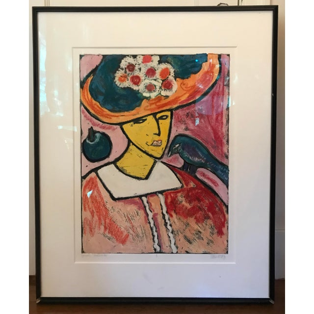 """Madame Sawlensri"" Painting Print For Sale - Image 13 of 13"