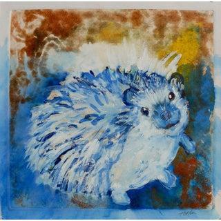 Blue Hedgehog For Sale