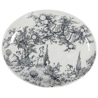 A Mid Summer Nights Dream Platter by Bjorn Wiinblad For Sale