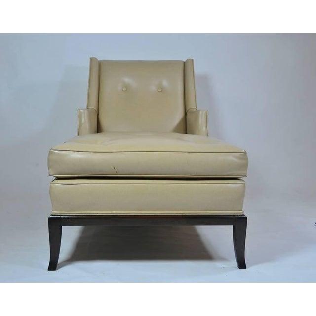 Rare Chaise by T.H. Robsjohn-Gibbings - Image 4 of 9