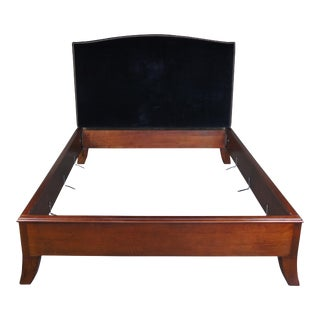 Hickory Chair Co. Chelsea Queen Size Bedframe For Sale