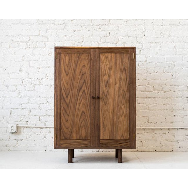 Brown Campagna  /\  Store Cupboard For Sale - Image 8 of 8
