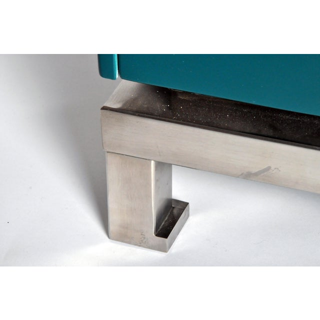 Table Bases by Guy Lefevre for Maison Jansen For Sale - Image 9 of 11