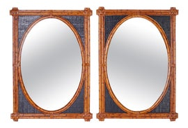 Image of British Colonial Mirrors