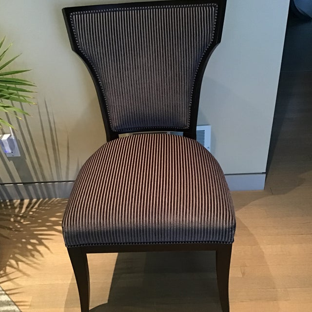Designmaster Furniture for Hickory Co. Dining Chairs - Set of 8 For Sale In South Bend - Image 6 of 13