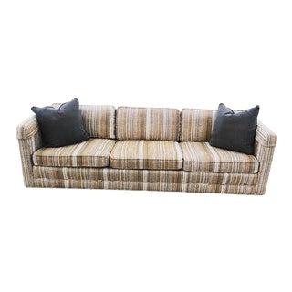 Henredon Mid-Century Modern Low Sitting Sofa
