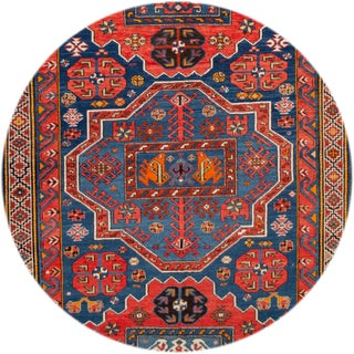 Early 20th Century Antique Kazak Wool Gallery Rug Preview