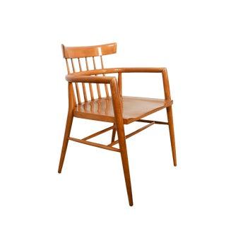 Mid Century Modern Vintage Paul McCobb Captains Chair For Sale
