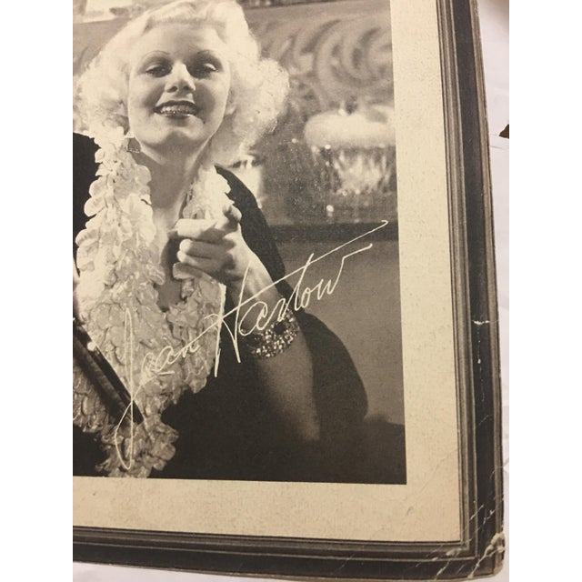 Vintage Photos of Jean Harlow & James Cagney - Image 5 of 7