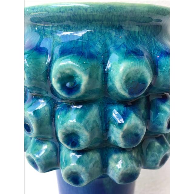 Royal Haeger Sea Polyp Vase - Image 3 of 6