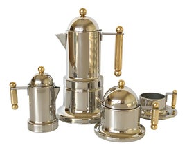 Image of Italian Coffee and Tea Service