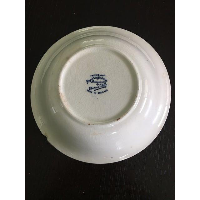Blue & White Royal Staffordshire Bowl - Image 3 of 6