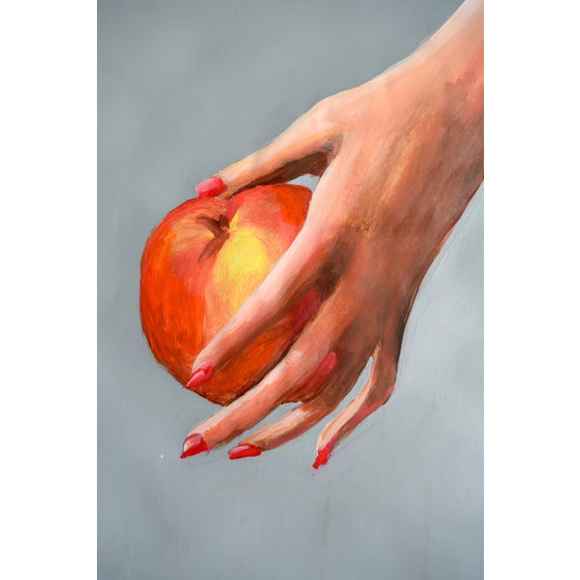 Reach for the Peach Painting - Image 2 of 9