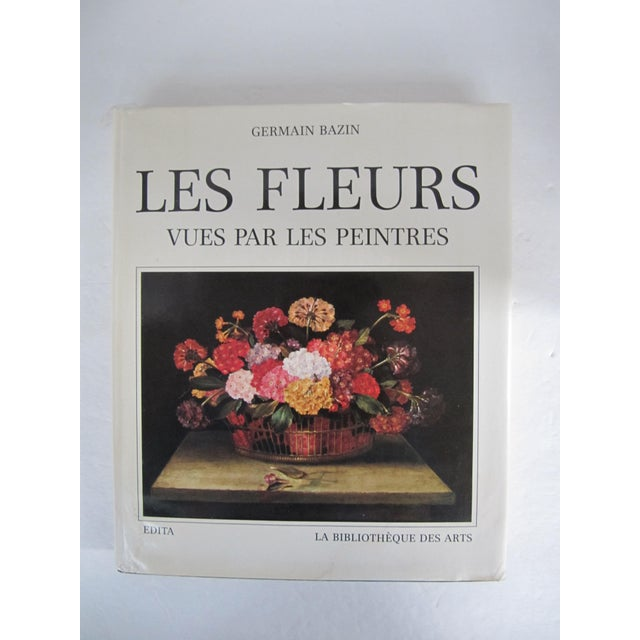 French Flower Painting Books - A Pair For Sale - Image 5 of 8