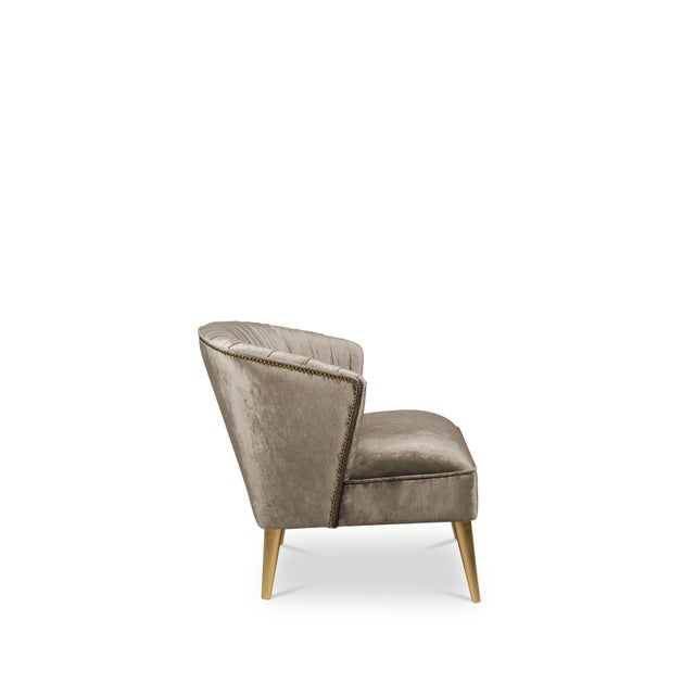 Nuka Armchair From Covet Paris For Sale - Image 4 of 5