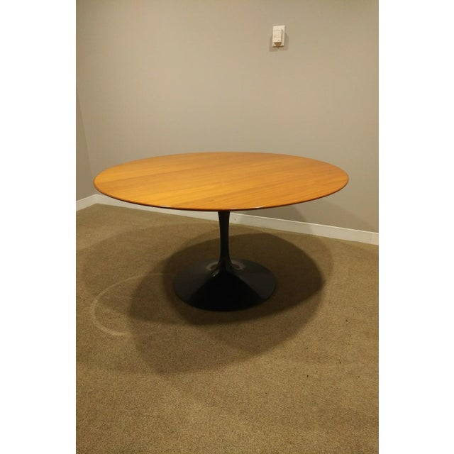 Knoll Saarinen 54w dining table - Image 7 of 7