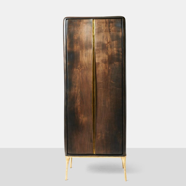 Contemporary Valentin Loellmann, Armoire For Sale - Image 3 of 9