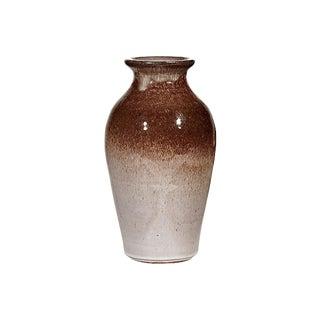 1950s Dansk Ceramic Vase For Sale