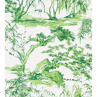 Kyoto Wallpaper by Anna French - Sample For Sale